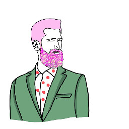 Make,it,beard-iful,and,give,us,some,festive,beards!,Glitter,and,holiday,beards,are,a,plus!