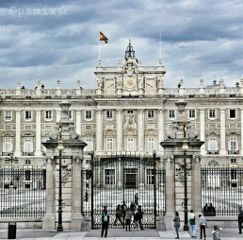 madrid travel royalpalace photography hdr