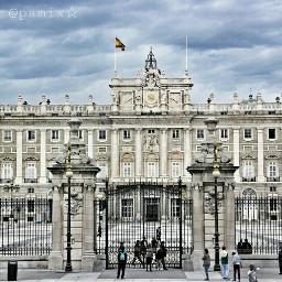 madrid travel royalpalace photography hdr