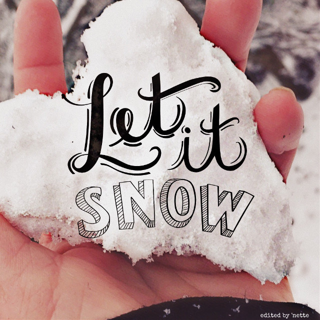 #FreeToEdit #myedit #madewithpicsart #snowheart #inmyhand #snow  my original photo... thank you @pa for the feature!