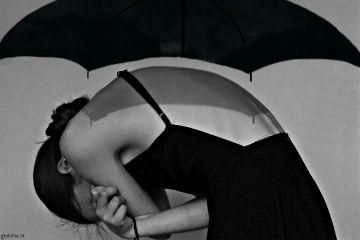 freetoedit remix umbrella shadow figure