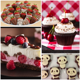 dessert freetoedit f4f like4like