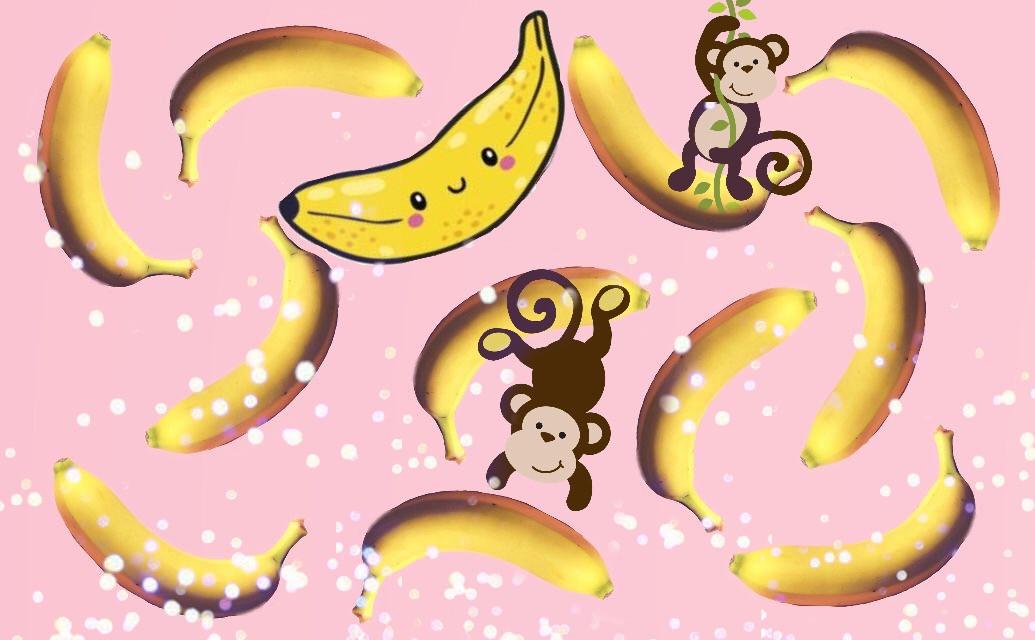 #FreeToEdit #banana #pink #art #photography