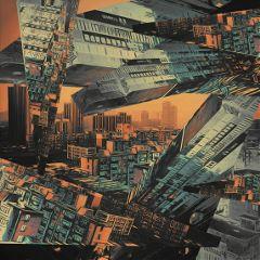 abstract wannabescifi havingfun cityscape myedit