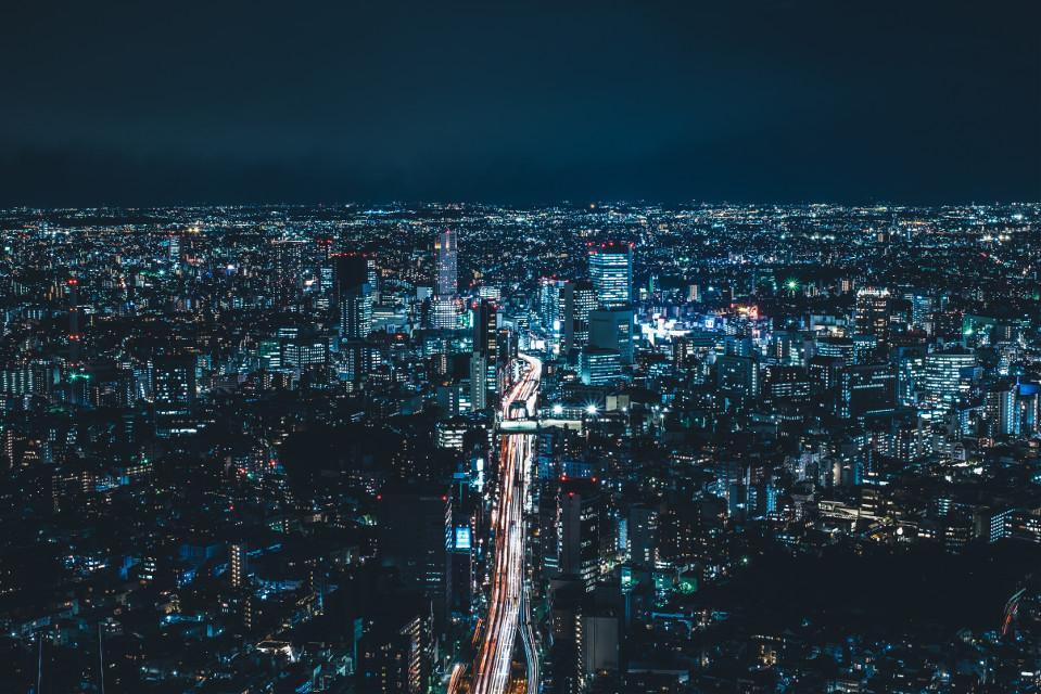 Neo Tokyo#city