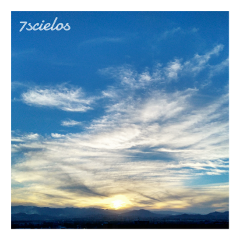 sky clouds sun sunset cdmx