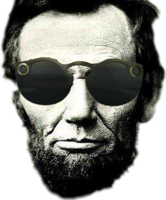 lincoln snapchat spetacles freetoedit