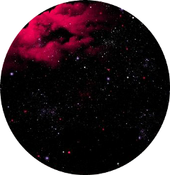 moon moonlights black circle planetstickers freetoedit