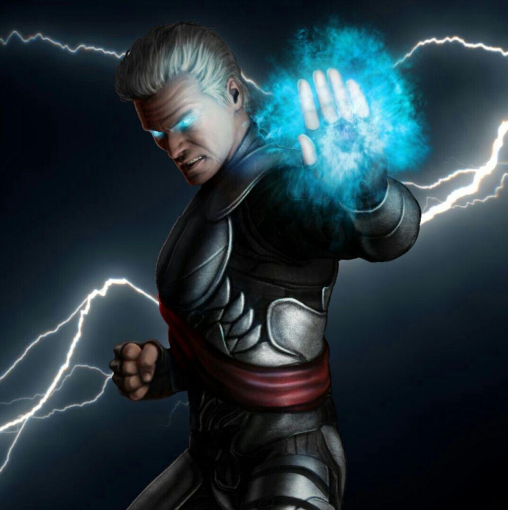 Elder God Kenshi Mkx Mortalkombatx